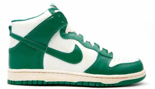 "【Nike】Dunk High SP ""Pro Green""が2020年後半に発売予定"