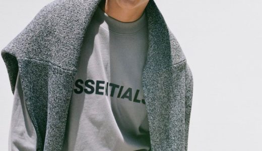 【Fear of God ESSENTIALS】2020SS Collection 第2弾が7月17日より発売予定