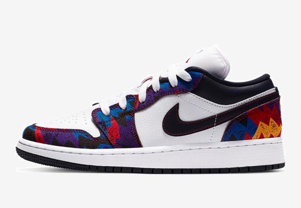 """Nike】Air Jordan 1 Low SE """"Nothing But"""