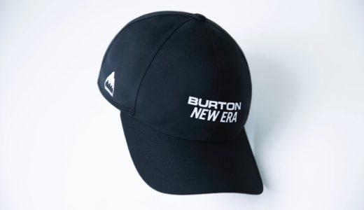 【BURTON × New Era®】GORE-TEX素材採用のコラボキャップが6月26日に発売予定