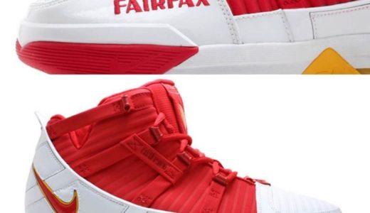 "【Nike】Zoom LeBron 3 QS ""Fairfax""が2020年12月に復刻発売予定"