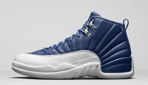 "【Nike】Air Jordan 12 Retro ""Indigo""が8月8日に発売予定"