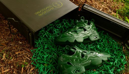 "【BAIT × Toy Story × Reebok】Instapump Fury ""Army Men""が国内6月25日に発売予定"