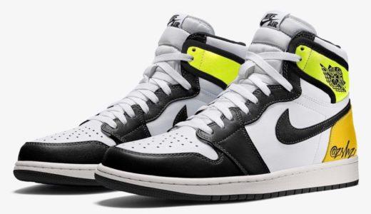 """【Nike】Air Jordan 1 Retro High OG """"Volt Gold""""が2021年1月9日に発売予定"""