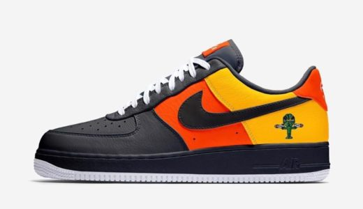 "【Nike】Air Force 1 Low ""Raygun""が2021年春に発売予定"