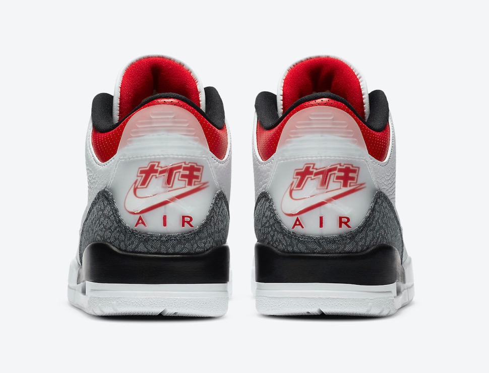 Nike】Air Jordan 3 Retro SE-T Denim