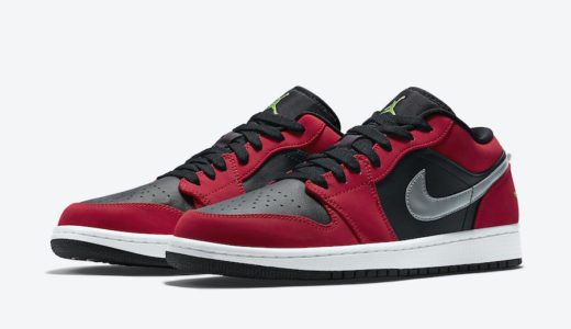 "【Nike】Air Jordan 1 Low ""Gym Red""が2020年近日発売予定"