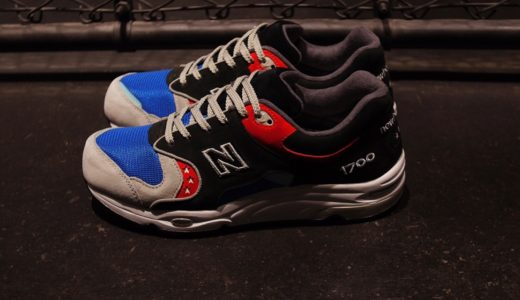 【New Balance × WHIZ LIMITED × mita sneakers】〈CM1700〉が7月6日/7月8日に発売予定