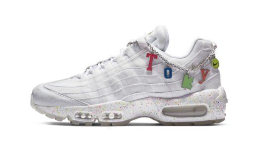 """【Nike】Wmns Air Max 95 """"Tokyo""""が国内2020年9月2日に発売予定"""