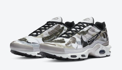 "【Nike】Air Max Plus ""Brushstroke Camo""が2020年に発売予定"