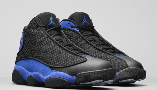 "【Nike】Air Jordan 13 Retro ""Hyper Royal""が国内12月19日に発売予定"