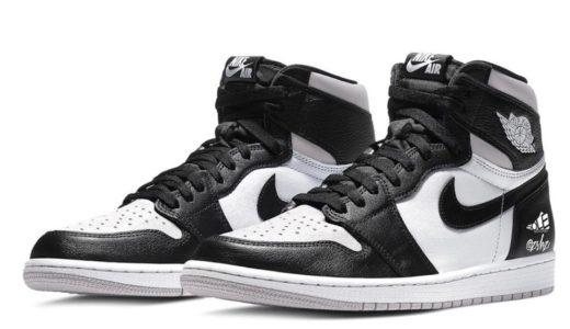 "【Nike】Air Jordan 1 Retro High OG ""Light Smoke Grey""が2021年春に発売予定 [555088-035]"