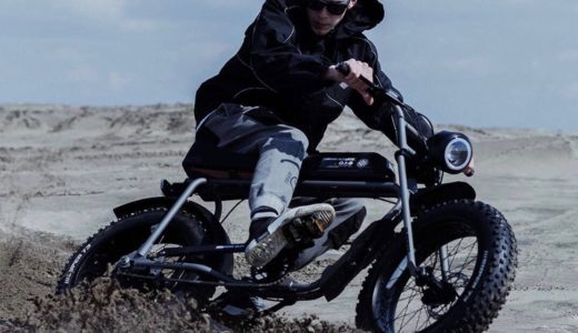 【NEIGHBORHOOD®︎ × Super73】コラボ電動アシスト自転車が7月4日に発売予定
