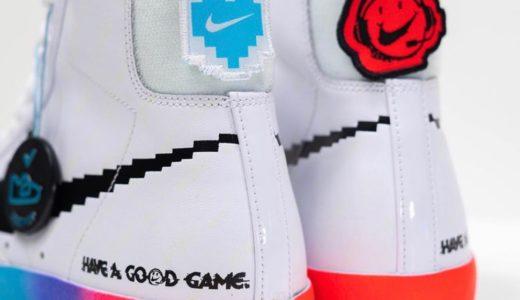 "【Nike】Blazer Mid '77 Vintage ""Have a Good Game""が2020年秋に発売予定"