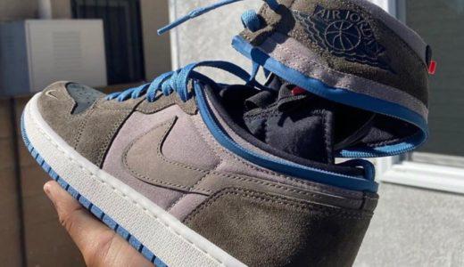 """【Nike】High/Low切り替え可能なAir Jordan 1 High Zoom """"Switch""""が2021年初旬に発売予定"""