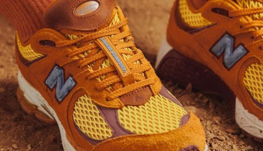 "【New Balance × Salehe Bembury】ML2002R1 ""Peace Be The Journey""が国内10月23日に発売予定"