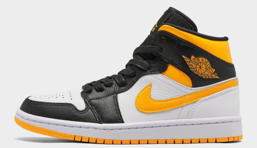 "【Nike】Wmns Air Jordan 1 Mid SE ""Laser Orange""が国内7月18日に発売予定"