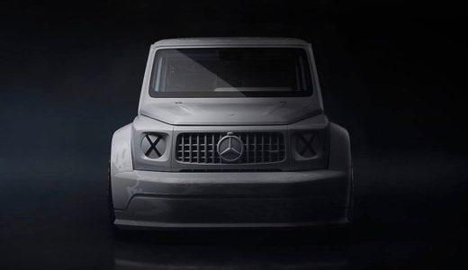 【Mercedes-Benz × Virgil Abloh】G-Classをモチーフにしたコラボプロジェクトを発表