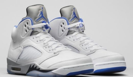 "【Nike】Air Jordan 5 Retro ""Stealth""が2021年3月27日に発売予定"