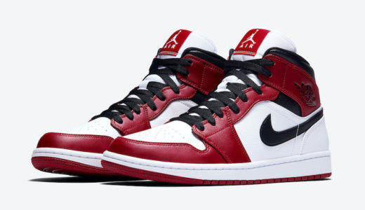 "【Nike】Air Jordan 1 Mid ""Chicago""が2020年近日発売予定"