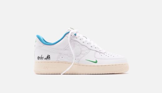 "【KITH × Nike】Air Force 1 Low ""Blue Lagoon""が2021年初旬に発売予定 [DC9555-100]"