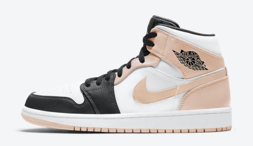 """【Nike】Air Jordan 1 Mid """"Crimson Tint""""が2020年近日発売予定 [554724-133]"""