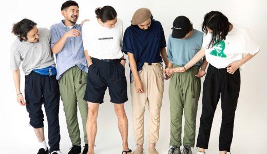 【nonnative × GRAMICCI】2020年最新コラボパンツ&ショーツが7月11日に発売予定