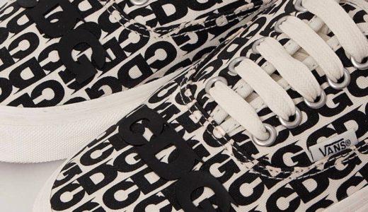 【CDG × VANS】名作コラボ AUTHENTIC LXが2020年8月11日に再販売予定