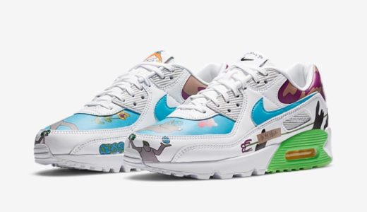 【Nike × Ruohan Wang】Air Max 90 QSが国内2020年9月24日に発売予定