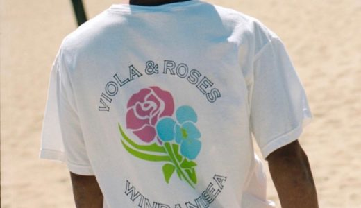 【VIOLA & ROSES × WIND AND SEA】2020年最新コラボアイテムが8月29日に発売予定