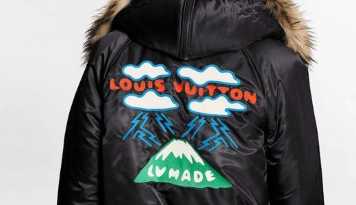 【Louis Vuitton × NIGO®︎】LVスクエアード コレクション第2弾が8月28日に発売予定