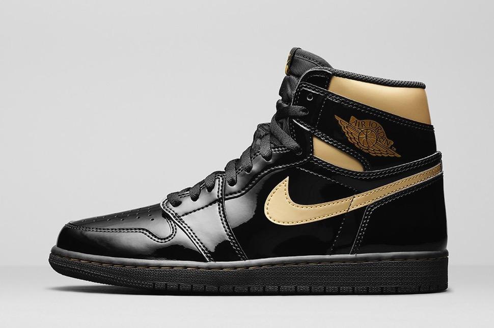 "Nike】Air Jordan 1 Retro High OG ""Black"