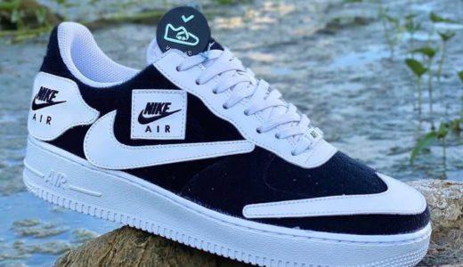 "【Nike】アッパー全面がベルクロ仕様のAir Force 1 Low ""Velcro""がリーク"