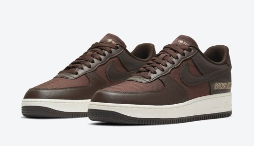 "【Nike】Air Force 1 GTX ""Baroque Brown""が国内10月19日に発売予定"
