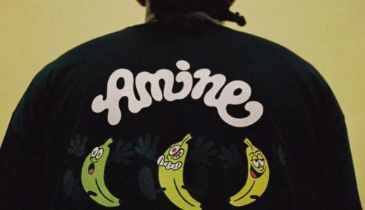 【Aminé × VERDY】最新カプセルコレクションのプレオーダーが48時間限定で受付中