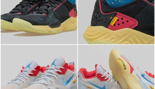 "【UNION × Nike】Jordan Zoom '92 & Jordan Delta ""Know The Ledge""が国内8月29日/9月30日に発売予定"