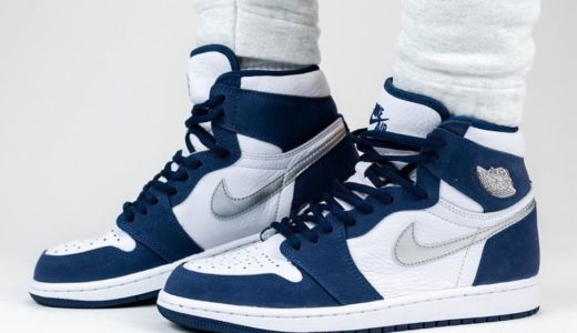 "【Nike】Air Jordan 1 Retro High OG CO.JP ""Midnight Navy""が2020年10月末頃に発売予定"