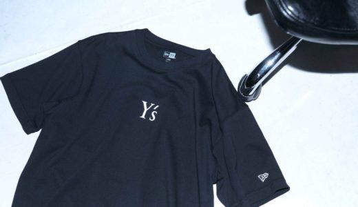 【Y's × New Era®︎】2020年秋冬コラボコレクションが9月4日に発売予定