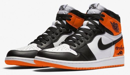 "【Nike】Air Jordan 1 Retro High OG ""Black Toe Shattered Backboard""が2021年夏に発売予定"