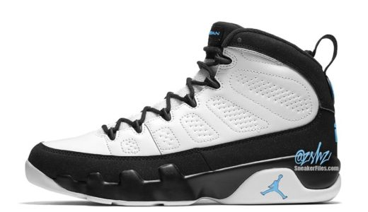 "【Nike】Air Jordan 9 Retro ""University Blue""が2020年秋冬に発売予定"