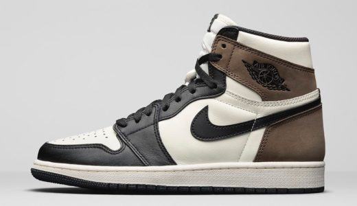 "【Nike】Air Jordan 1 Retro High OG ""Dark Mocha""が2020年10月31日に発売予定"