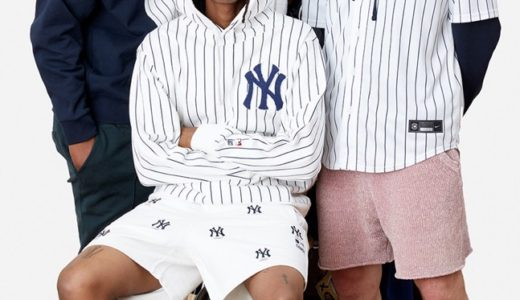 【Kith】2020 Fall & MLB Collectionが9月26日に発売予定