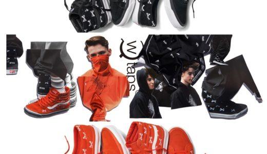 【WTAPS®︎ × VANS VAULT】2020FWコラボコレクション第2弾が9月26日に発売予定
