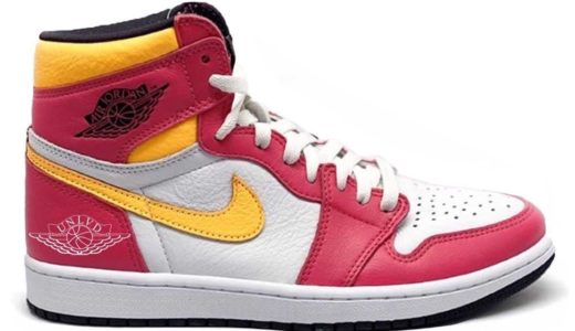 "【Nike】Air Jordan 1 Retro High OG ""Light Fusion Red""が2021年4月に発売予定"