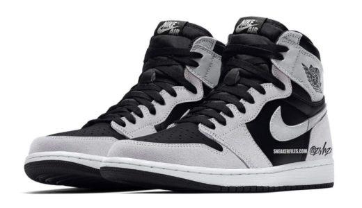 """【Nike】Air Jordan 1 Retro High OG """"Shadow 2.0""""が2021年2月に発売予定 [555088-035]"""