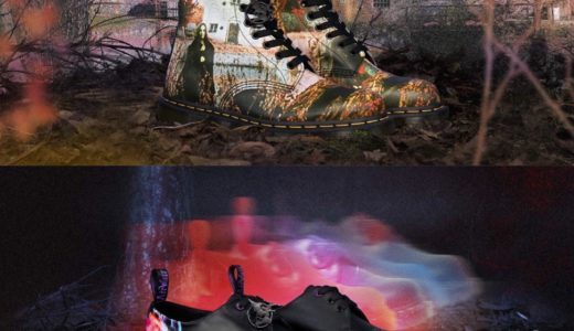 【Dr.Martens × Black Sabbath】最新コラボシューズが10月1日に発売予定