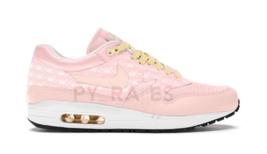 """【Nike】Air Max 1 PRM """"Pink Lemonade""""が11月4日に発売予定"""