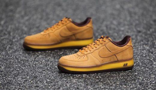 "【Nike】Air Force 1 '07 SP ""Wheat""が2020年10月8日に復刻発売予定"