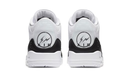 "【fragment design × Nike】Air Jordan 3 Retro SP ""White/Black""が国内9月17日に発売予定"