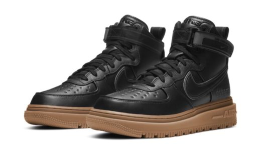 "【Nike】Air Force 1 Gore-Tex Boot ""Anthracite""が国内10月19日に発売予定"